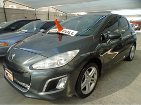 Peugeot 308 2.0 Feline 2012 Gris Financiamos!!