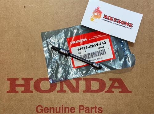 Imagen 1 de 2 de Eje Engranaje Bomba Aceite Honda New Wave 110 23 Dientes