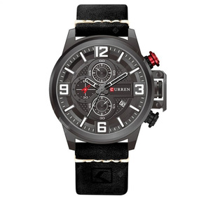 Relógio Curren-preto