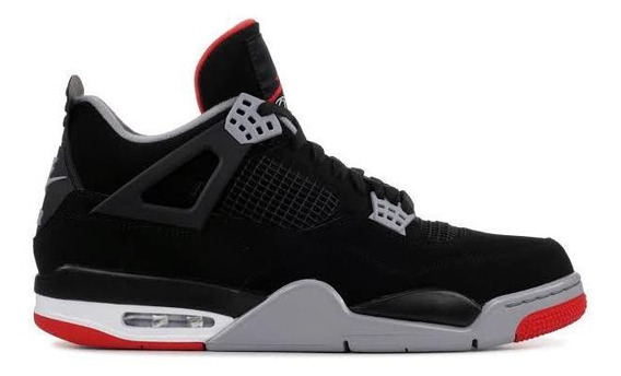 Air Jordan 4 Bred Retro