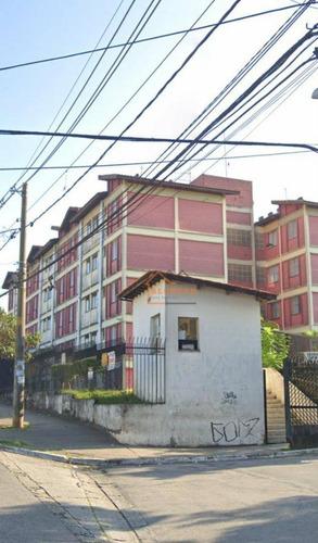 Imagem 1 de 17 de Apartamento, 44 M² - Venda Por R$ 150.000,00 Ou Aluguel Por R$ 1.200,00/mês - Itaquera - São Paulo/sp - Ap0402