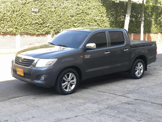 Toyota Hilux 4x2 Gasolina