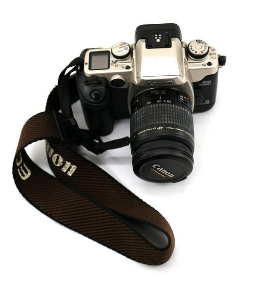Câmera Canon Eos Elan Iie Zoom Retirada De Peças A11967