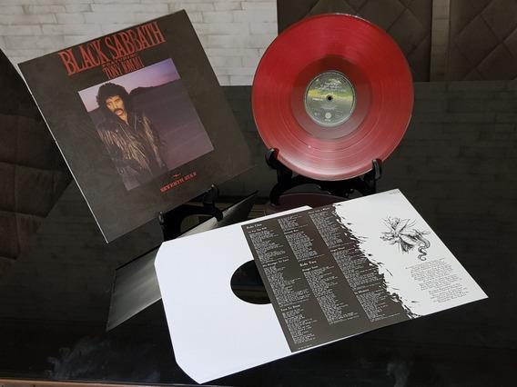 Lp Black Sabbath Seventh Star Vermelho Frete Grátis/12xsjuro