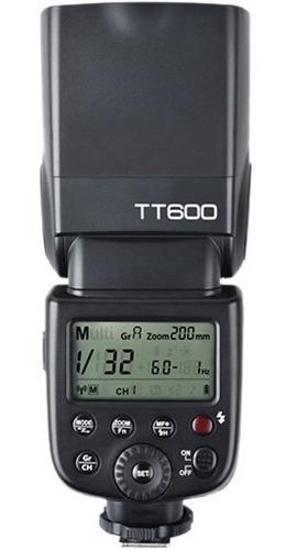 Flash Godox Tt600 ( Nikon Canon) Hss