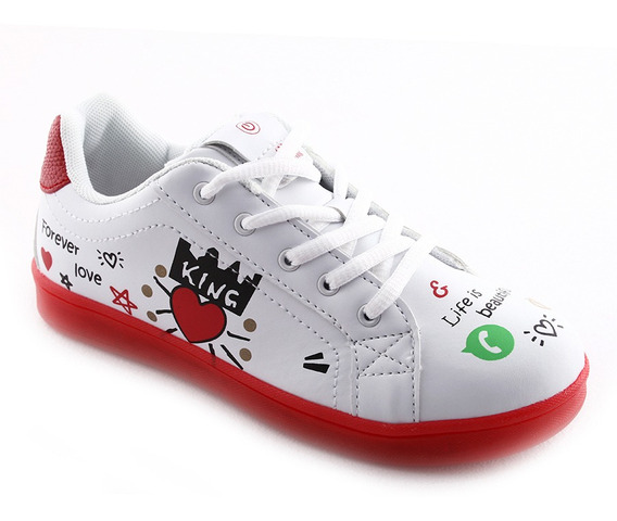Zapatilla Kalel Dreams Blanco Jr