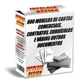600 Modelos De Cartas E-mails Marketing - Envio Grátis