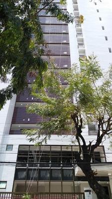 Apartamento Em Aflitos, Recife/pe De 33m² 1 Quartos Para Locação R$ 1.500,00/mes - Ap238220