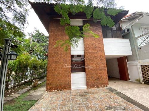 Imagem 1 de 24 de Casa Com 4 Dormitórios À Venda Por R$ 1.350.000,00 - São Francisco - Niterói/rj - Ca0679