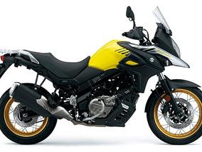 Moto Touring Suzuki Vstrom Dl 650 Xt Abs Japon 0km 2018