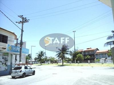 Apartamento Triplex Residencial À Venda, Parque Burle, Cabo Frio. - Ca0606