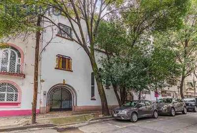 Hermosa Casa En Renta, Col. Cuauhtémoc