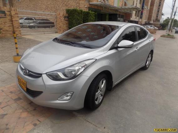 Hyundai Elantra Gls 1,6