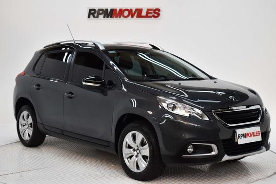 Peugeot 2008 1.6 Allure 2018 Rpm Moviles