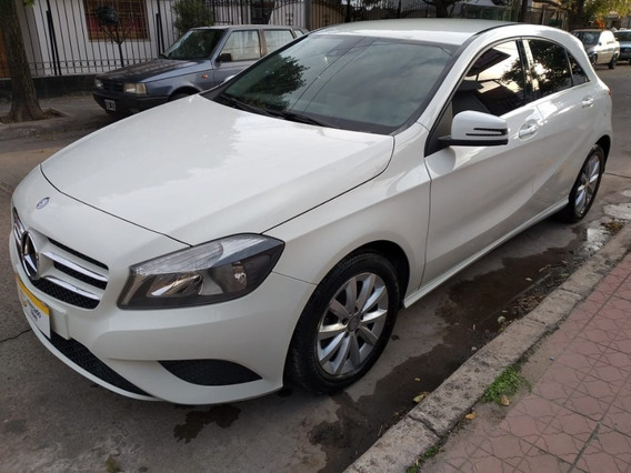 Mercedes Benz Clase A 2013 1.6 A 200 Style B.efficiency
