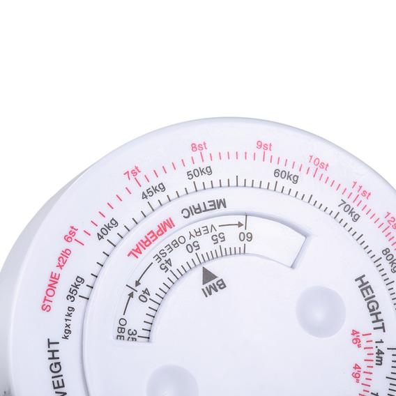 150 Centímetros Corpo Fita Massa Índice Retrátil Medição Fit