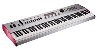 Sintetizador Artis 7 76 Notas Teclas Semipesadas Kurzweil