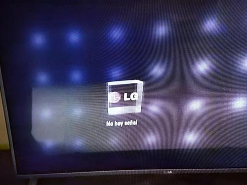 Reparacion Led LG Puntos Blancos