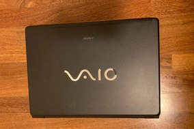 Notebook Sony Vaio 2002
