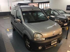 Renault Kangoo 2 Sportway Anticipo Mínimo Y Cuotas !!! (mon)