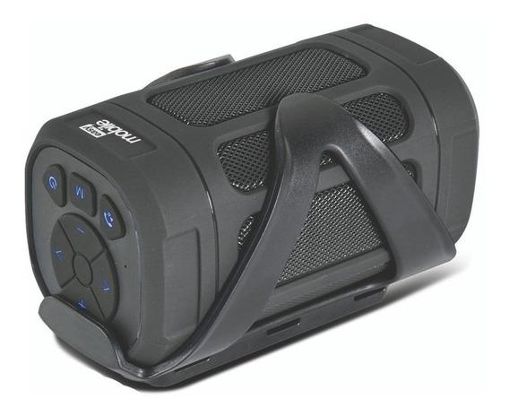 Caixa Bluetooth Maxbox Easy Mobile 8w (4wx2) Suporte P/ Bike