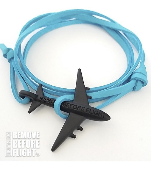 Brazalete Fly Azul&negro - Remove Before Flight ®