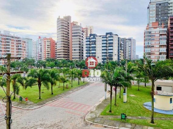 Apartamento Com 3 Dormitórios À Venda Por R$ 750.000,00 - Centro - Torres/rs - Ap2691