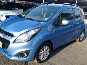 Chevrolet Spark 2015 1.2 Ltz L4 Man At A/a Fact Original