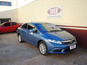 Honda Civic Lxs 1.8 16v Flex Automatico 2015