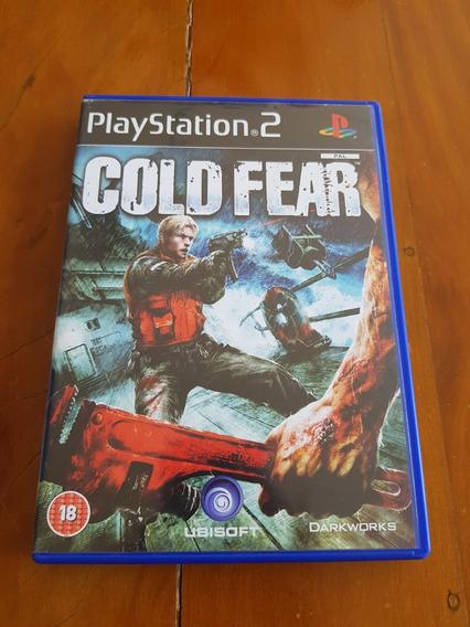 Cold Fear Ps2 Europeu Original