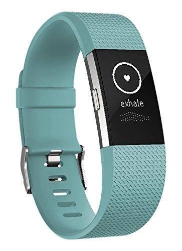 Fitbit Charge 2 Monitor De Actividad Reloj 4799
