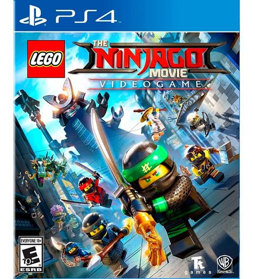 Game Lego Ninjago - Ps4