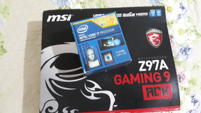 Kit I74790k Msi Gamming 9 Ack 16gb Corsair