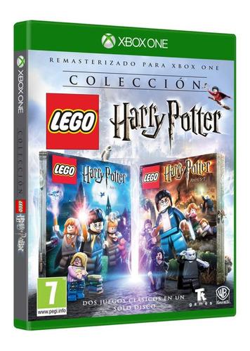 Imagen 1 de 7 de Lego Harry Potter Collection Xbox One Fisico Original Nuevo