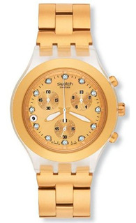 Relógio Swatch - Full Blooded - Svck4032g - Swiss Made