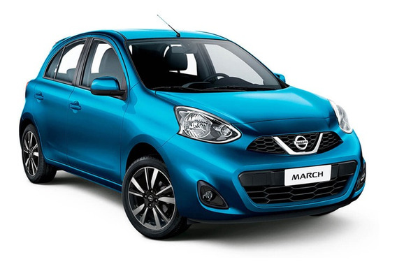 Nissan March Drive 1.6 Mt Año 2020
