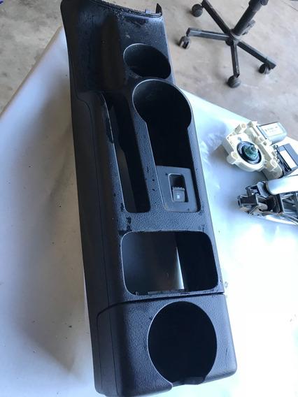 Console Freio De Mão Golf Com Porta Copos