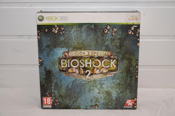 Bioshock 2 Xbox 360 Edição Especial Edicao Limitada