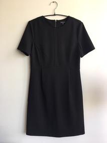 Warehouse Vestido Formal Oficina Negro 40 - Envío Gratis