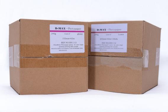 Papel 20.3 - 65m - Para Smart Lab Frontier Dx100- Fujifilm