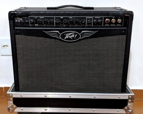 Amplificador Peavey Valveking Vk 112 50 Watts Com Case
