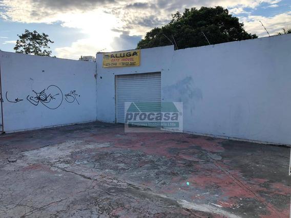 Ponto Para Alugar, 73 M² Por R$ 5.500,00/mês - Parque 10 De Novembro - Manaus/am - Pt0290