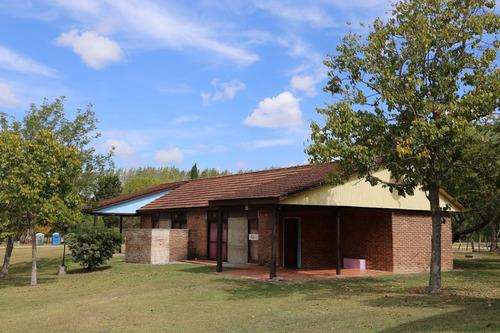 Cabaña 1 Y 2 Dormitorios En Termas De Guaviyú Desde $1950