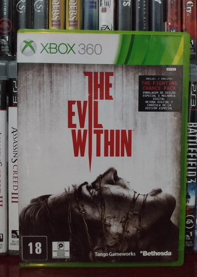 The Evil Within Xbox 360 Original | Parcelamento Sem Juros
