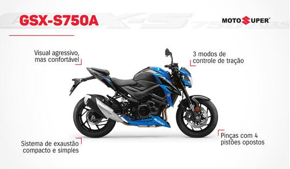 Suzuki Gsx-s750 A 2021
