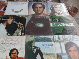 Disco Acetato Lp Pop Juan Manuel Serrat