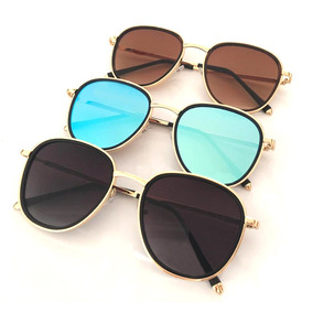 3e19ac678 Oculos De Praia Feminino Redondo - Calçados, Roupas e Bolsas no ...