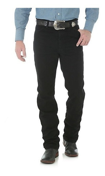 Wrangler Pantalon Vaquero Slim Fit 936wbk 100% Algodon Mezcl