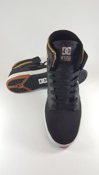 Tênis Dc Shoes Pro Model Nyjah S Skate Importado