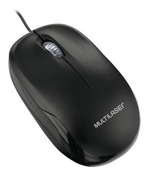 Mouse Básico Multilaser Mo255 1200 Dpi